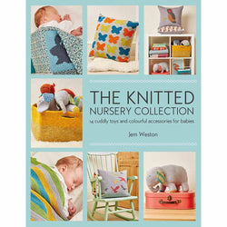 The Knitted Nursery Collection - Jem Weston. Price $22.50