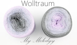 Wolltraum My Melodyy - Angie 4 Ply. Price $42.00