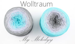 Wolltraum My Melodyy - Gente di Mare 4 Ply. Price $42.00