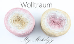 Wolltraum My Melodyy - Never Ending Story 4 Ply. Price $42.00