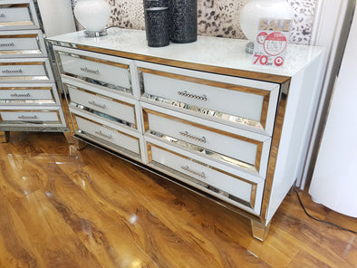Madison 6 Drawer Chest