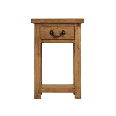 Athens 1 Drawer Console Table