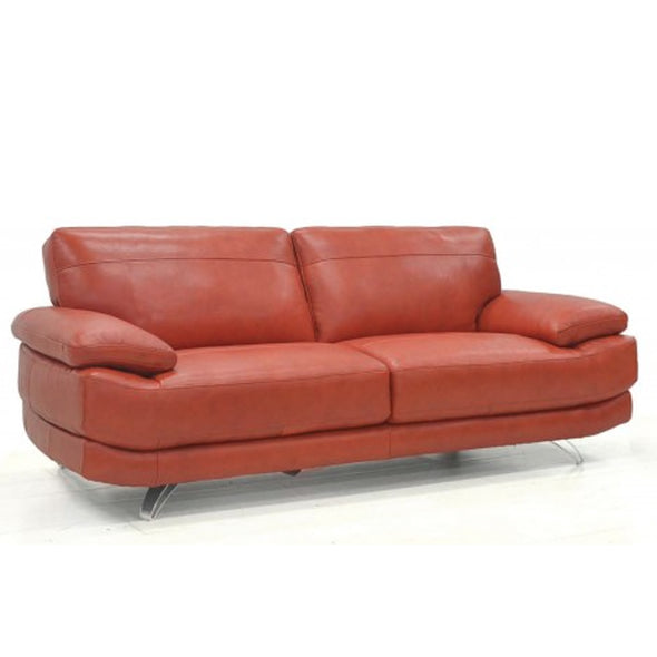 Berlin 3 Seater Leather Sofa