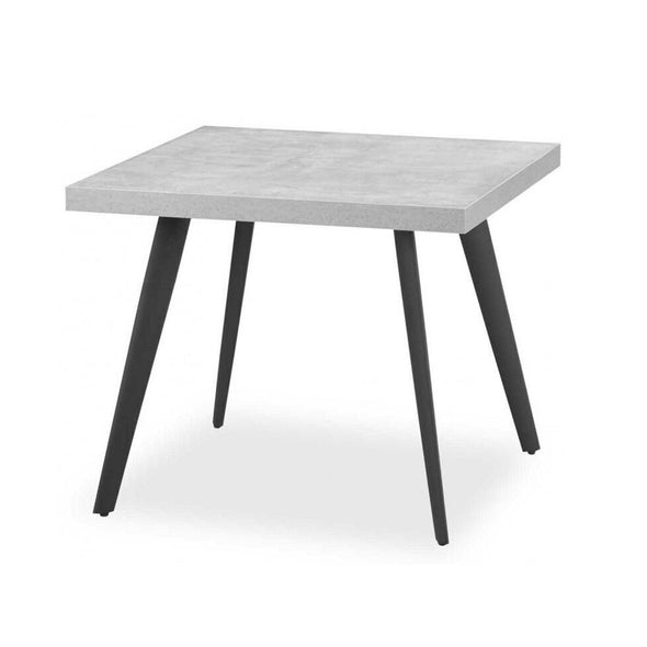 Concrete Square Dining Table