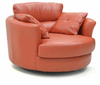 Chicago Leather Swivel Chair