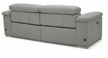 Genoa 3 Seater Manual Reclining Sofa