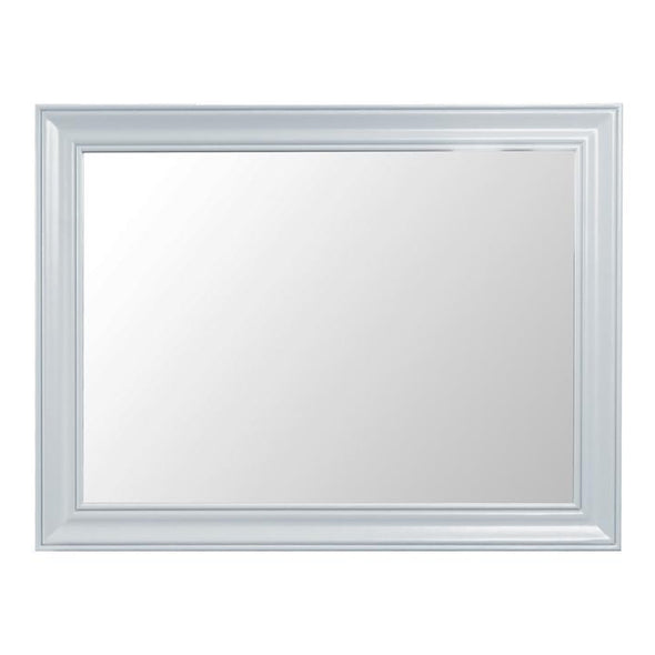 Toronto Large Wall Mirror - Grey