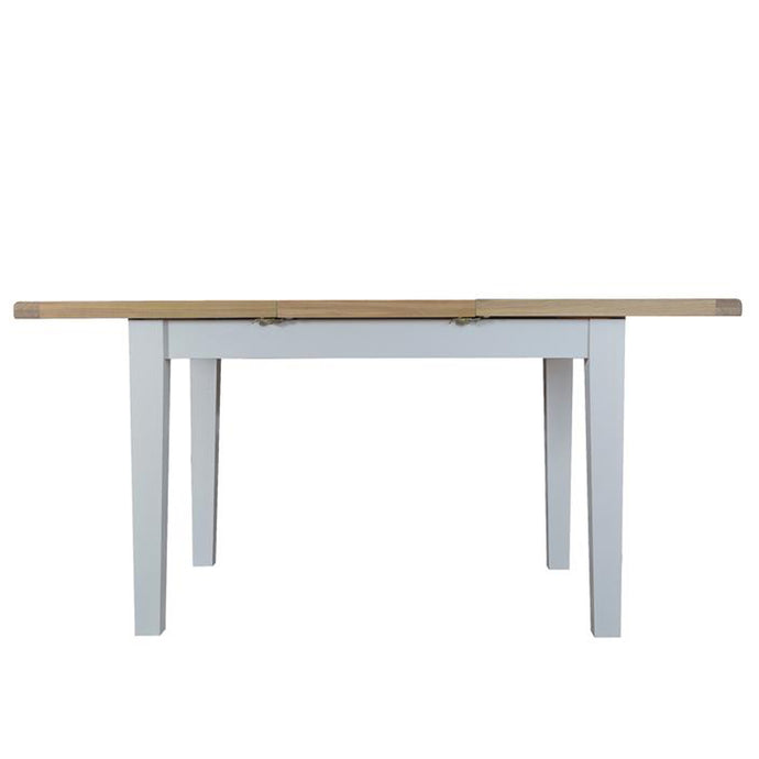 Toronto 1.2 Butterfly Extending Table - Grey