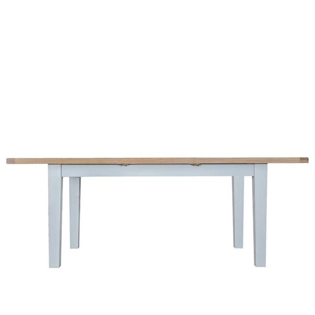 Toronto 1.6m Butterfly Extending Table - Grey