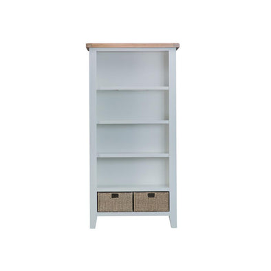 Toronto Large Bookcase - Grey