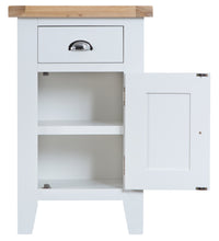 Toronto Small Cupboard - White