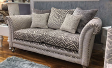 Angelina 2 Seater Pillow Back Sofa
