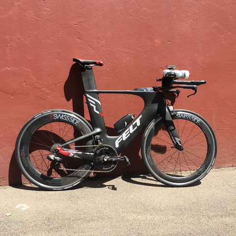 bicicleta zoot ironman triatlon ruta romain babin chile swim bike run swimbikerun triathlon
