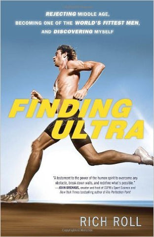 Libro de Running: Finding Ultra. A PEDIDO