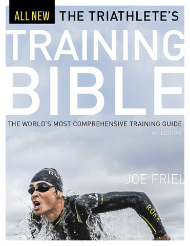 Libro Guía de Triatlón: Triathlon Training Bible. A PEDIDO