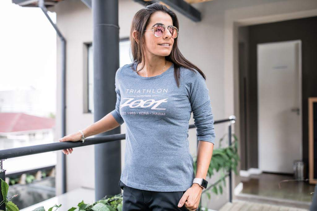 POLERA ZOOT LONG OUTFITTERS TEE MUJER