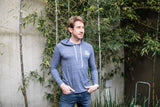 POLERA ZOOT LONG SLEEVE HOODED HOMBRE