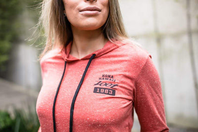 POLERA ZOOT LONG SLEEVE HOODED TEE MUJER