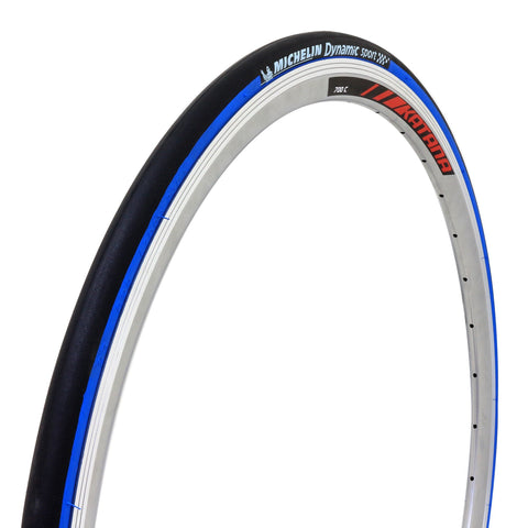 Neumatico Michelin 700x23C Dynamic Sport Blue