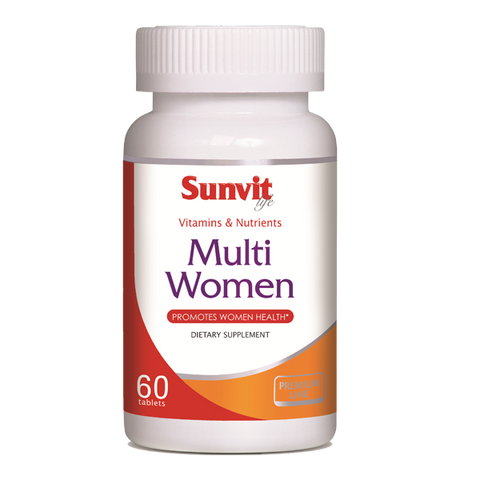 MULTIVITAMINICO MULTI WOMEN (60 Tabs)