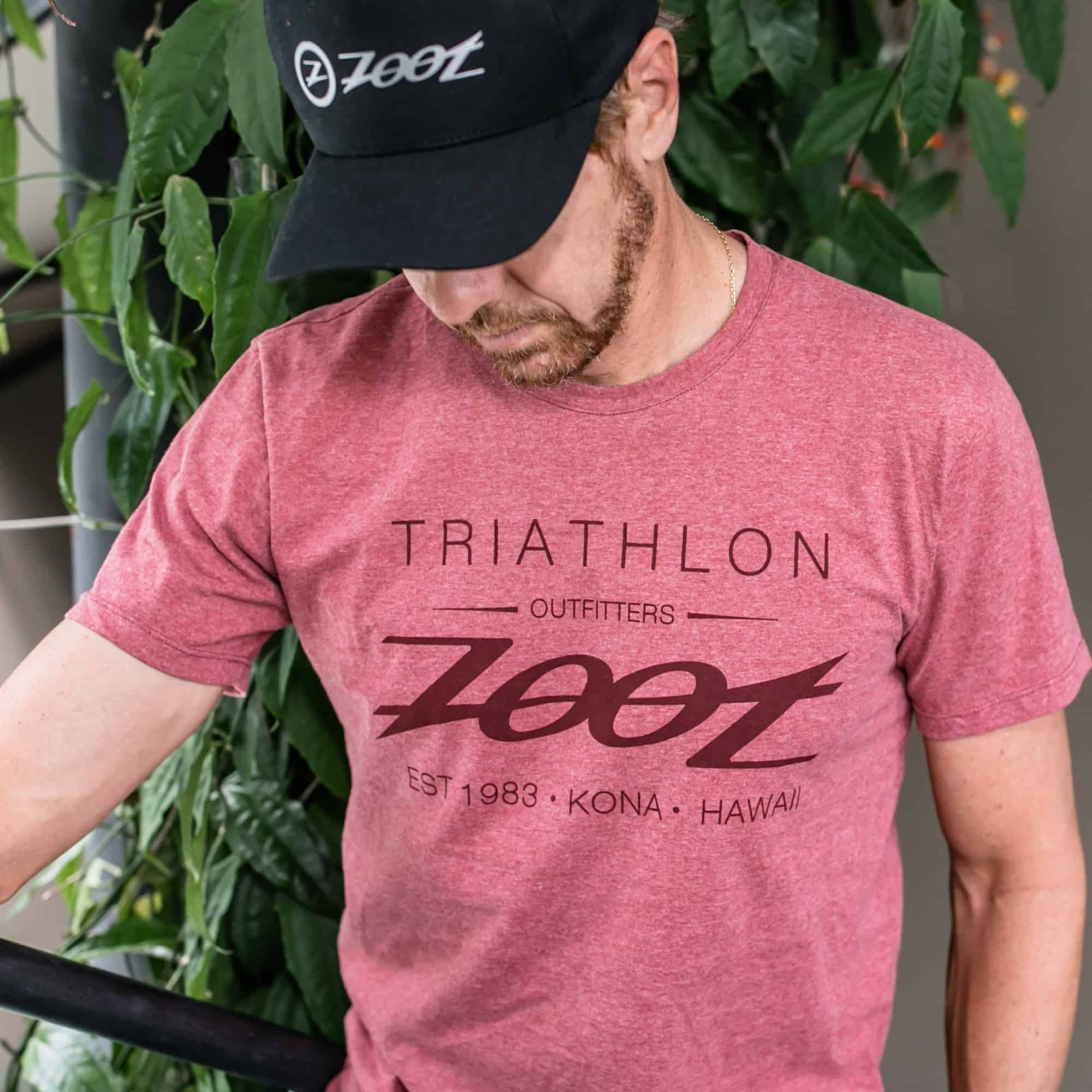 POLERA ZOOT TRIATHLON OUTFITTERS 1983 HI HOMBRE