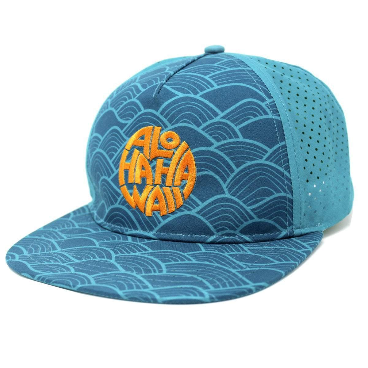 GORRA UNISEX TECH TRUCKER HULA FLAT BILL