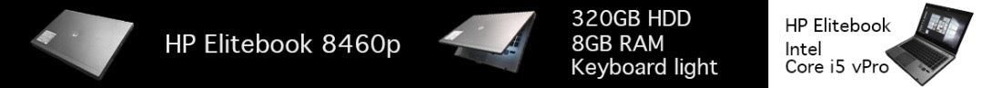 HP-Elitebook 8460p