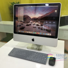 Apple Imac Pro All-In-One Professional Desktop Pc - Intel Core 2 Dou 500Gb Hdd 4Gb Ram All-In-One