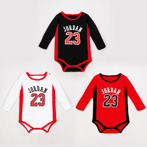 New Born Baby Clothes Jordan Costume