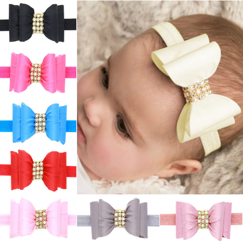 Baby Bow Knot Headband