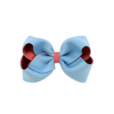 Ribbon bows with hairclips