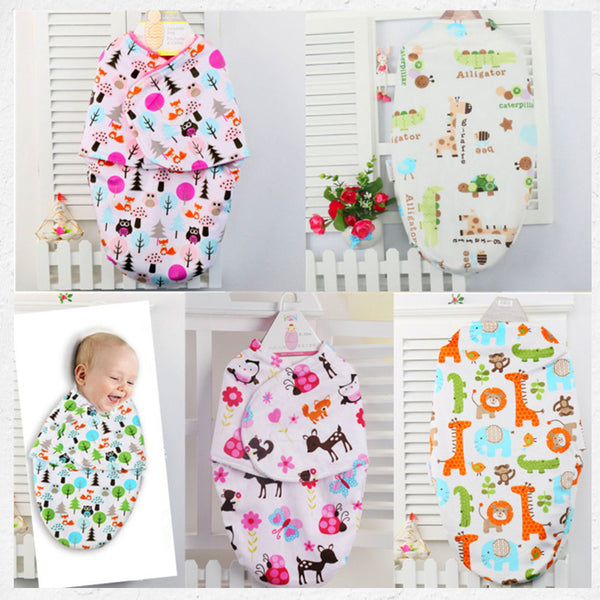 Baby Swaddling Blankets