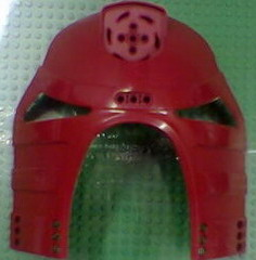 53393 Bionicle Mask Large Hau (Toa Lhikan Style). Preowned. 2005