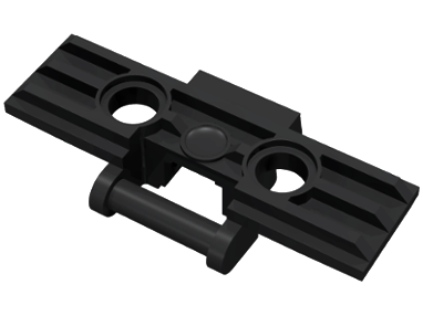 Technic Link Tread Wide with Two Pin Holes (includes 10 pieces)
