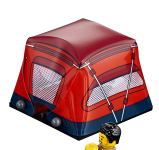LEGO camping gear. 2018. New.