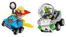 LEGO Mighty Micros: 76094 Supergirl vs. Brainiac. 2018. Preowned.