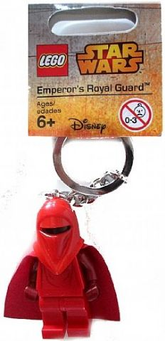 LEGO Star Wars: 853450 Emperor's Royal Guard Key Chain. 2015. Preowned.