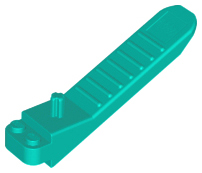 LEGO 96874 Dark Turquoise Human Tool, Brick and Axle Separator