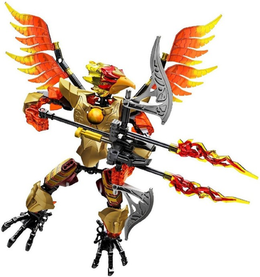 LEGO Legends of Chima: CHI Fluminox 70211 (2014). Retired. Preowned. 89 out of 91 pcs.