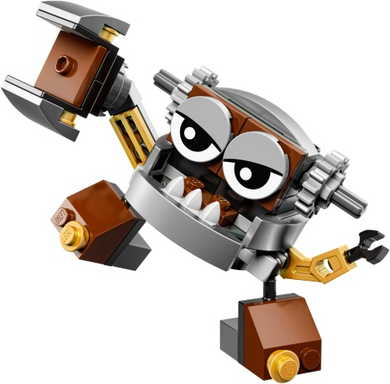 LEGO Mixels 41538 Kamzo, Series 5 (2015) Preowned.