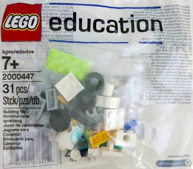 2000447 LEGO Education WeDo Mascot: Mini Milo. Sealed Polybag. 2016. Rare.