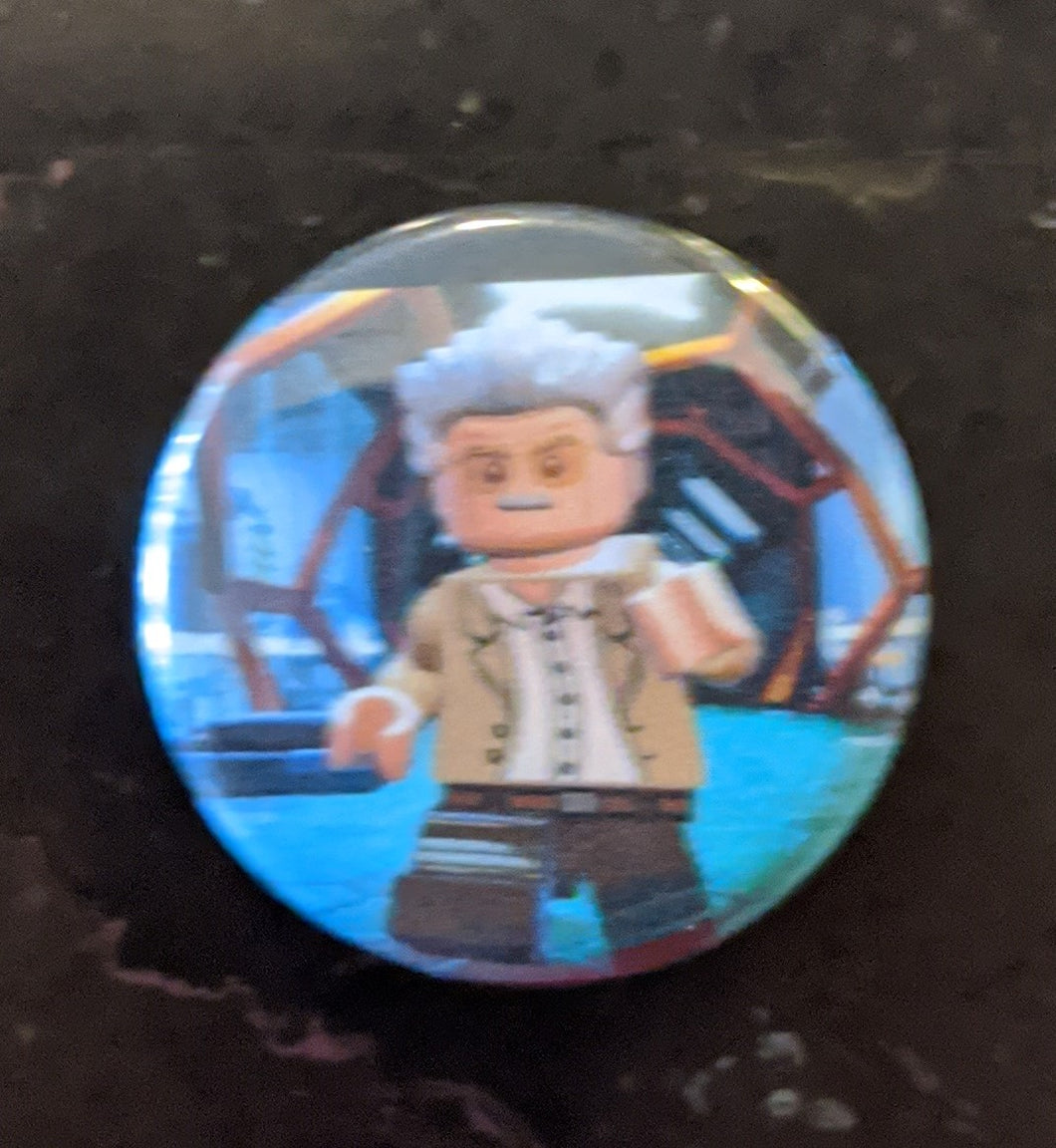 Button/Pin: Stan Lee Button/Pin. New.