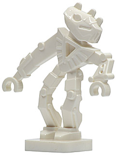 Bionicle Mini White -Toa Hordika Nuju 51640 (2005)