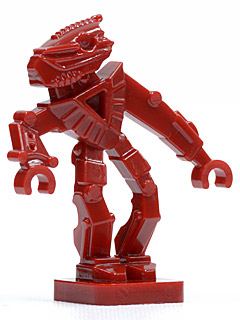 Bionicle Mini Red -Toa Hordika Vakama 51637 (2005)