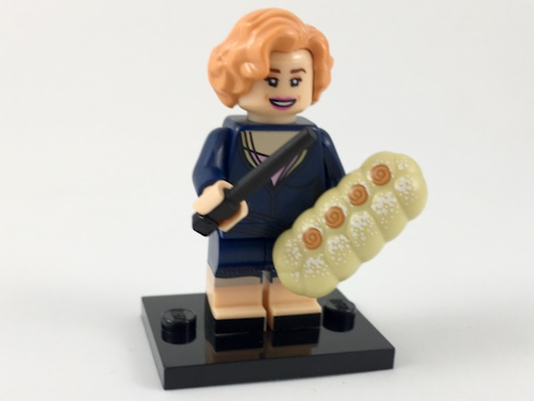 LEGO Collectible Minifigures, Harry Potter Series: colhp-20 Queenie Goldstein, 2018, New. Complete set.