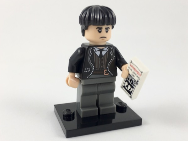 LEGO Collectible Minifigures, Harry Potter Series: colhp-21 Credence Barebone, 2018, New. Complete set.