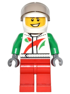 LEGO Minifigs: game014 Octan. 2016. New.