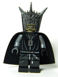 Mouth of Sauron lor064, Lord of the Rings minifig, 2013. Retired.