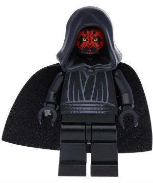 LEGO Star Wars Episode 1 Minifigure: sw0003 Darth Maul. Preowned.