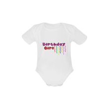 """Birthday Girl"" Bodysuit (0-24M) -  custommade - The Tot Drawer"